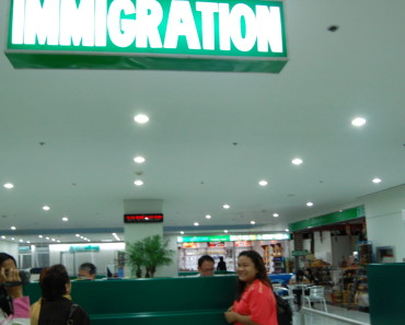 immigration davao airport