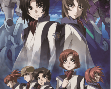 exodus anime show