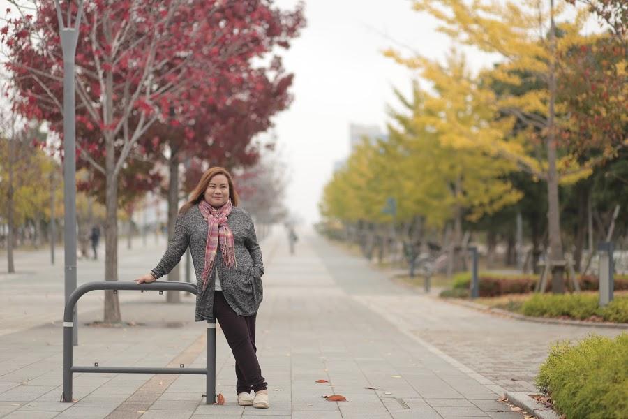 tokyo japan autumn 2015