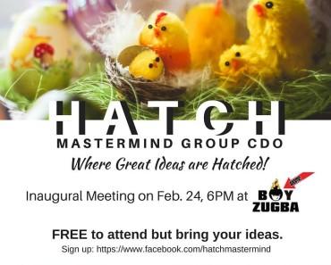 hatch mastermind group cdo