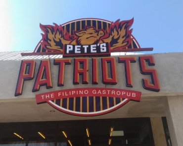 petes patriots cdo