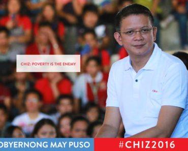 chiz escudero for vice president 2016