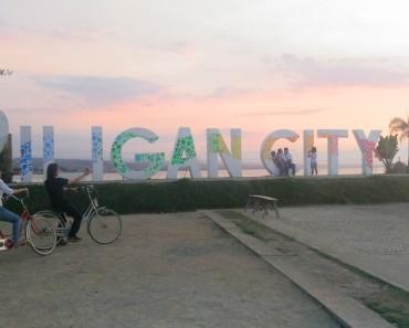 paseo de santiago iligan tourist spot