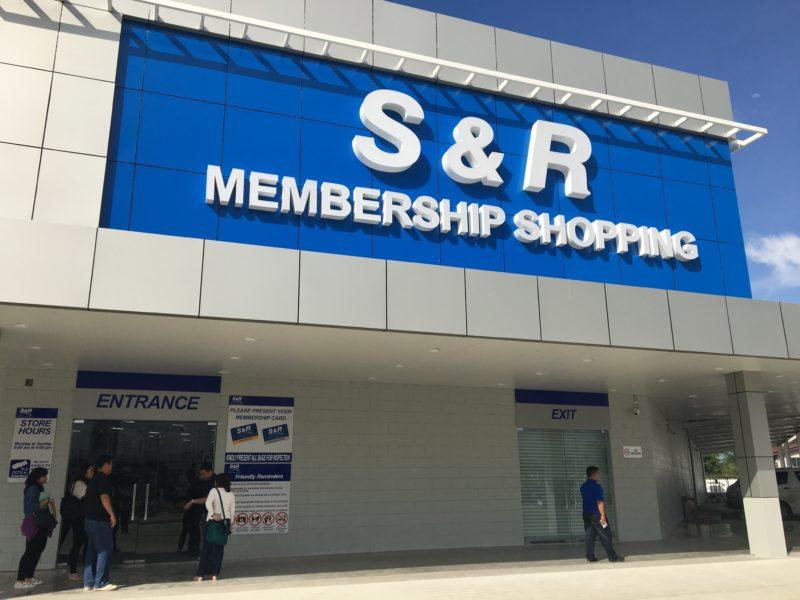 S&R Cagayan de Oro