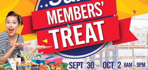 snr cdo members treat september 2016