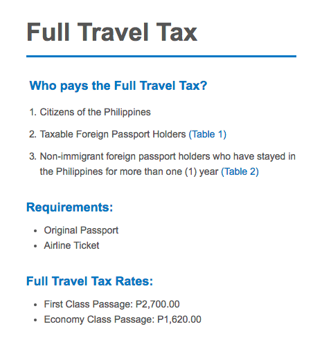 how to pay supervisa in the philippines