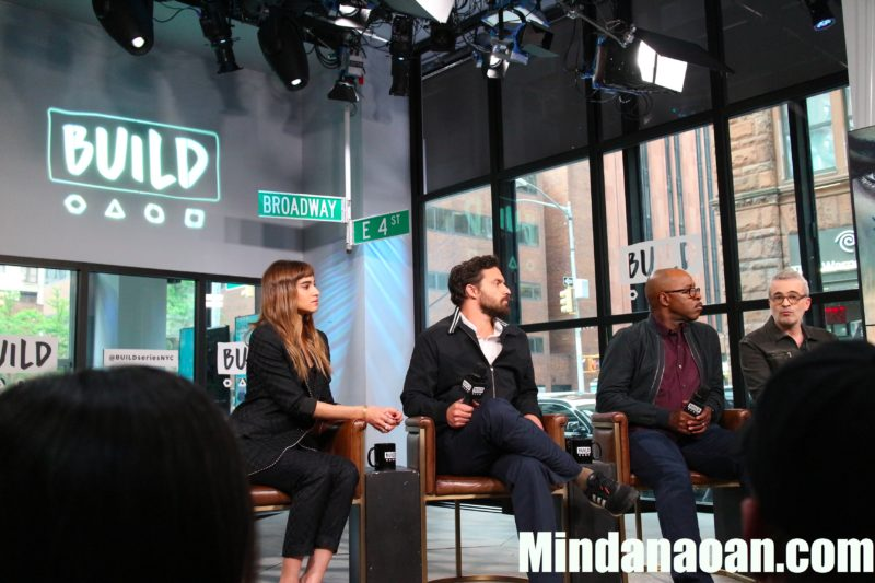 aol build series new york