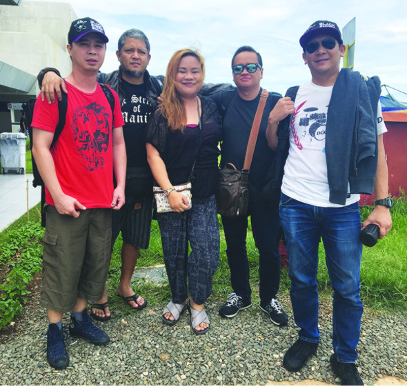 mindanaoan and rivermaya