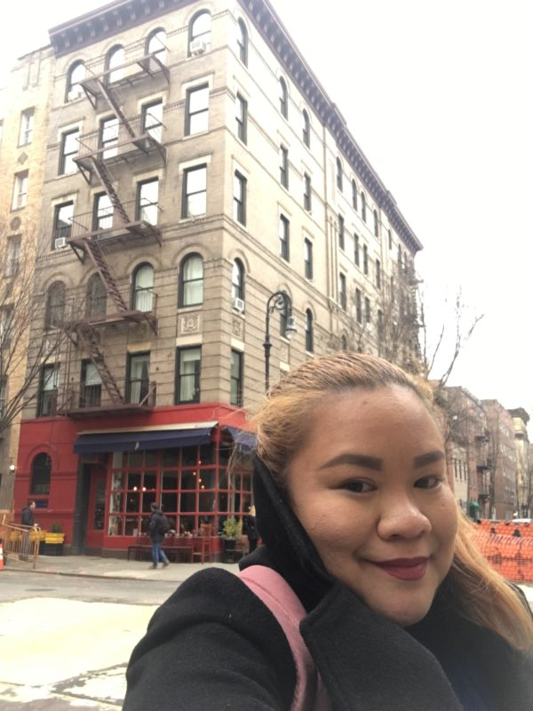 Visiting That Friends Apartment Building In New York City
