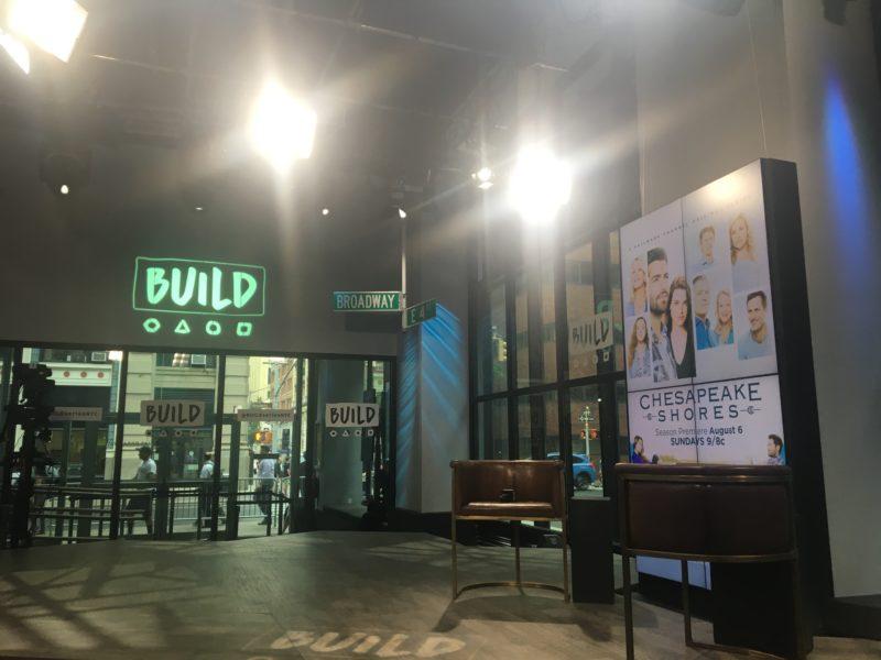 jesse metcalfe build series nyc new york