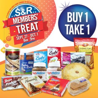 snr members treat 2017