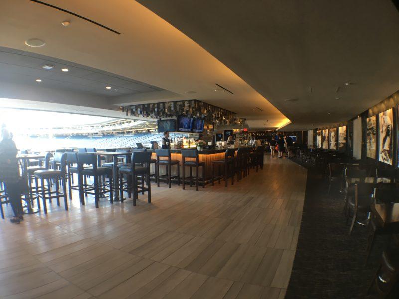 delta sky 360 suite yankee stadium new york