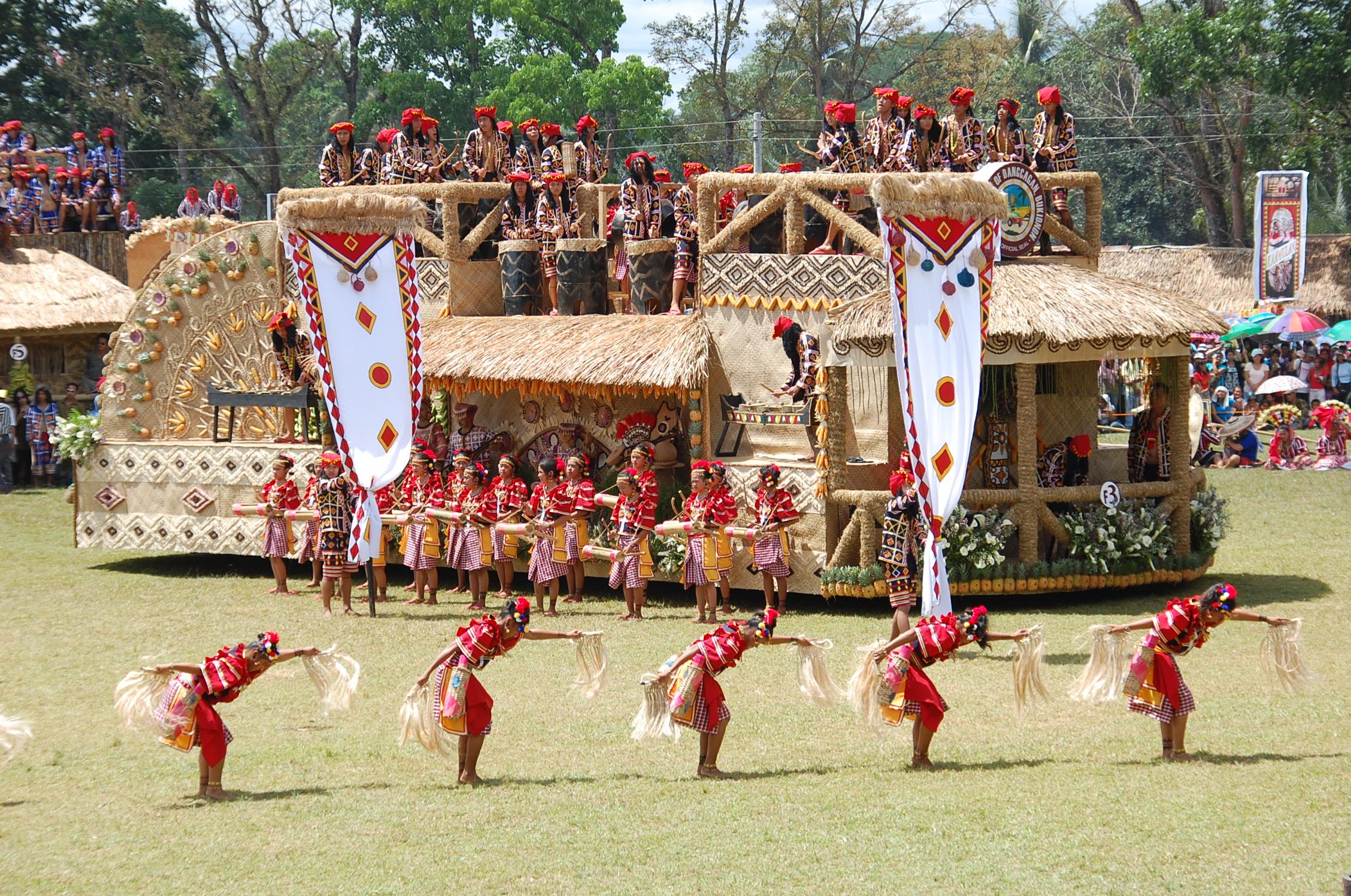 Kaamulan Festival 2014 Bukidnon schedule of activities