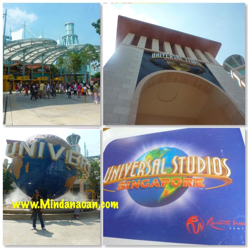 Singapore Chronicles: Universal Studios Singapore