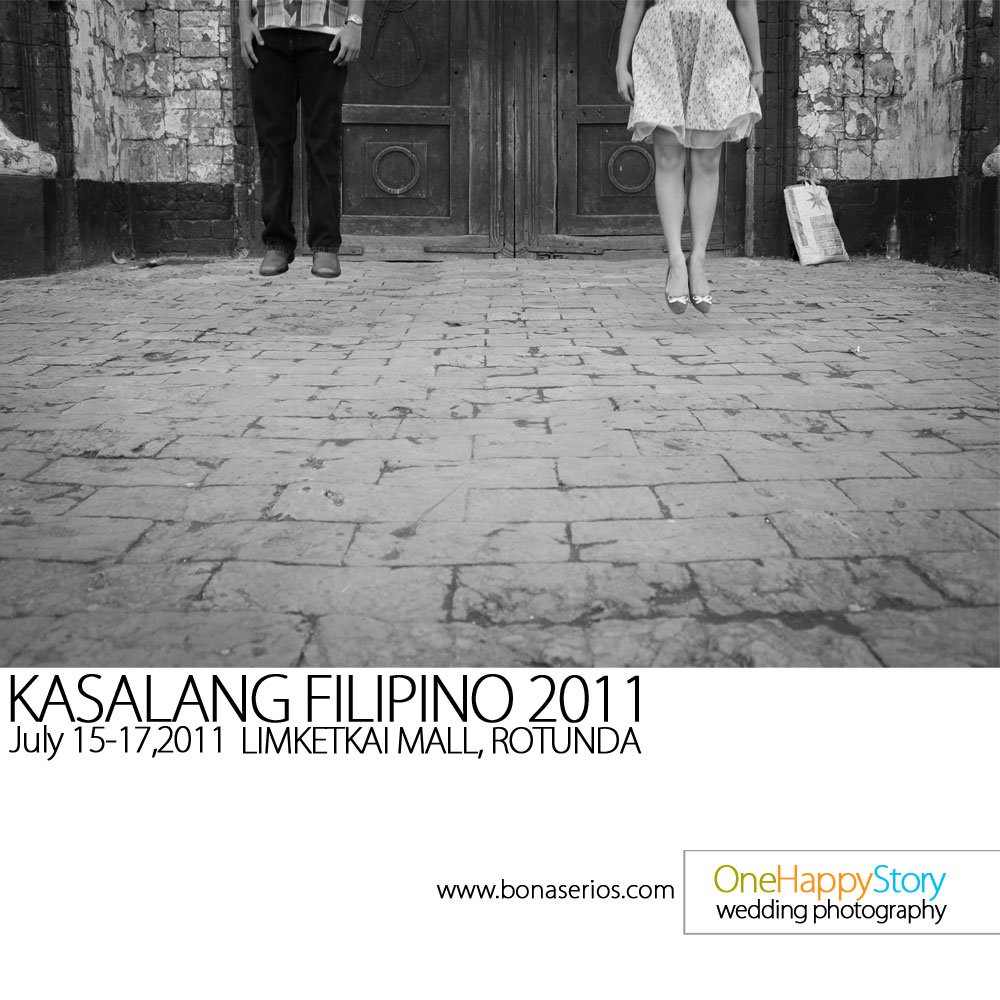 Visit our booth at Kasalang Filipino 2011 fair!