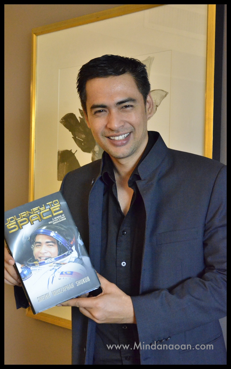 Reconnected with ASEAN astronaut Sheikh Muszaphar Shukor