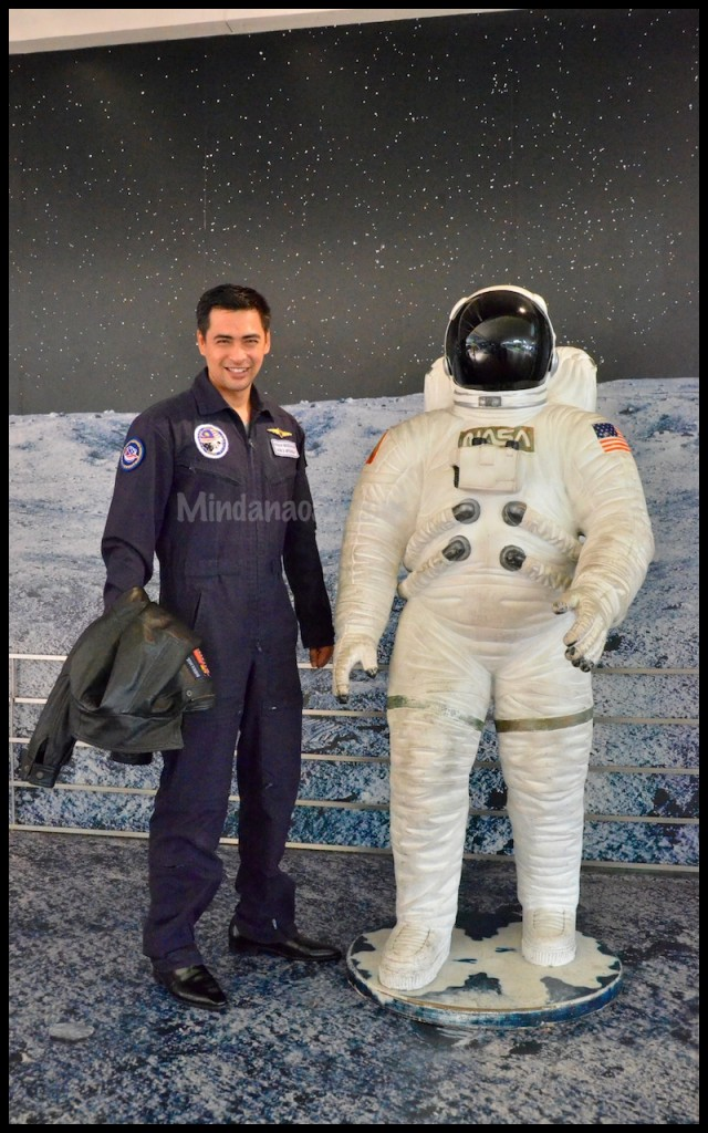 malaysian astronaut dato sheikh muszaphar in manila