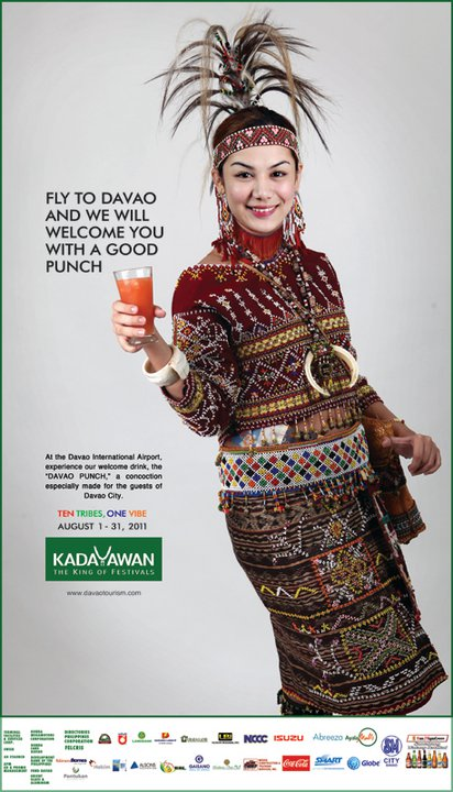 Come, taste and experience the Davao Punch!
