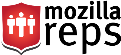 I'm now an official Mozilla rep!