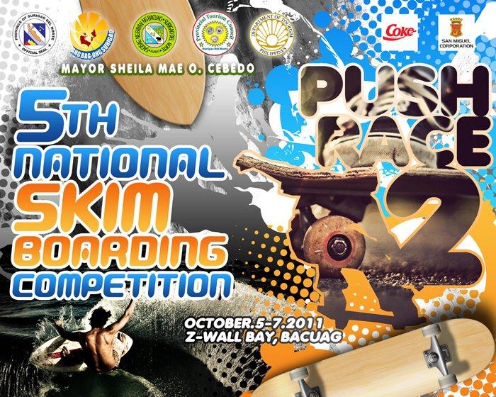 Surigao del Norte to hold Lubi Lubi Dance Festival 2011 and skimboarding cup