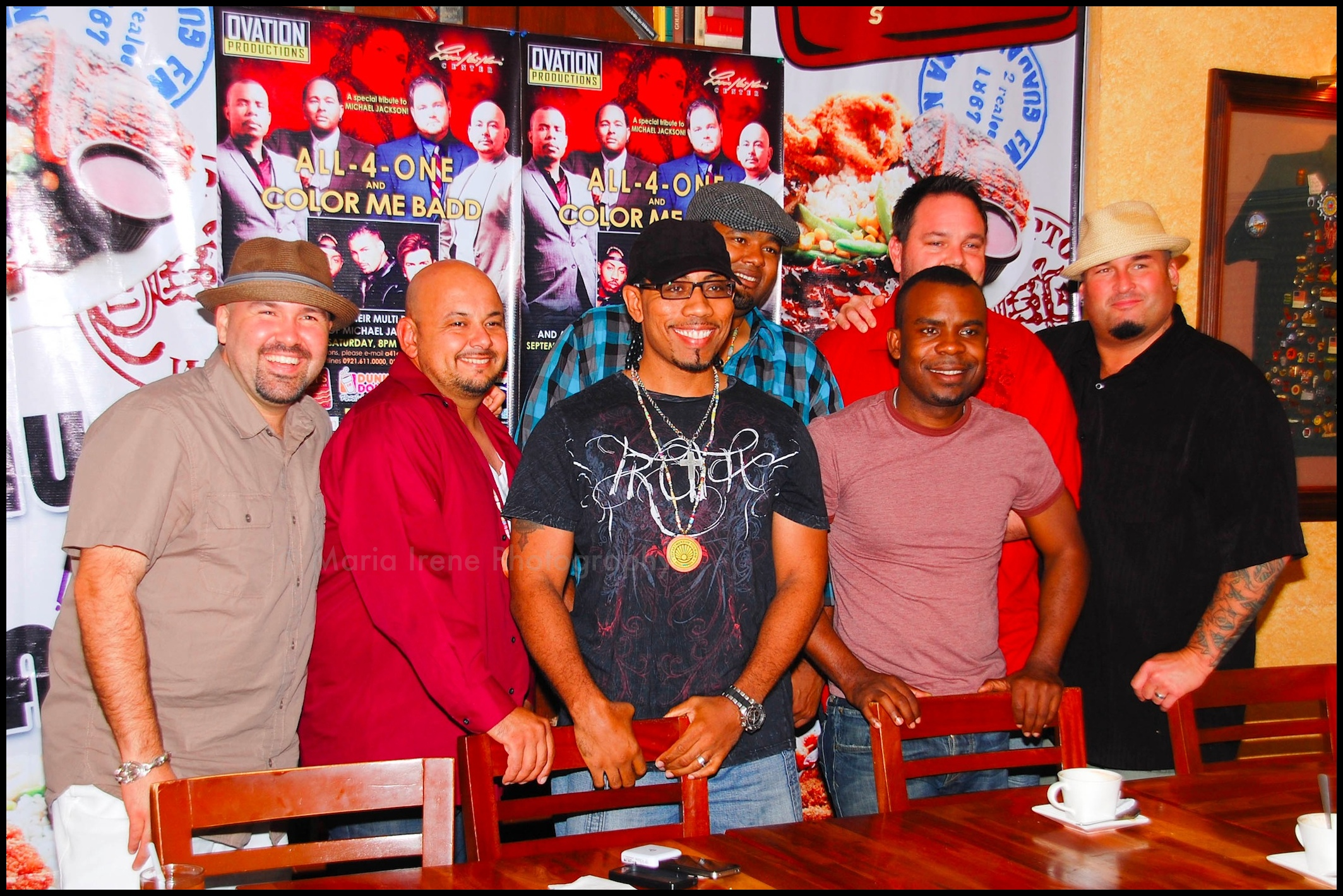 Exclusive: All 4 One and Color Me Badd thank the Philippines!