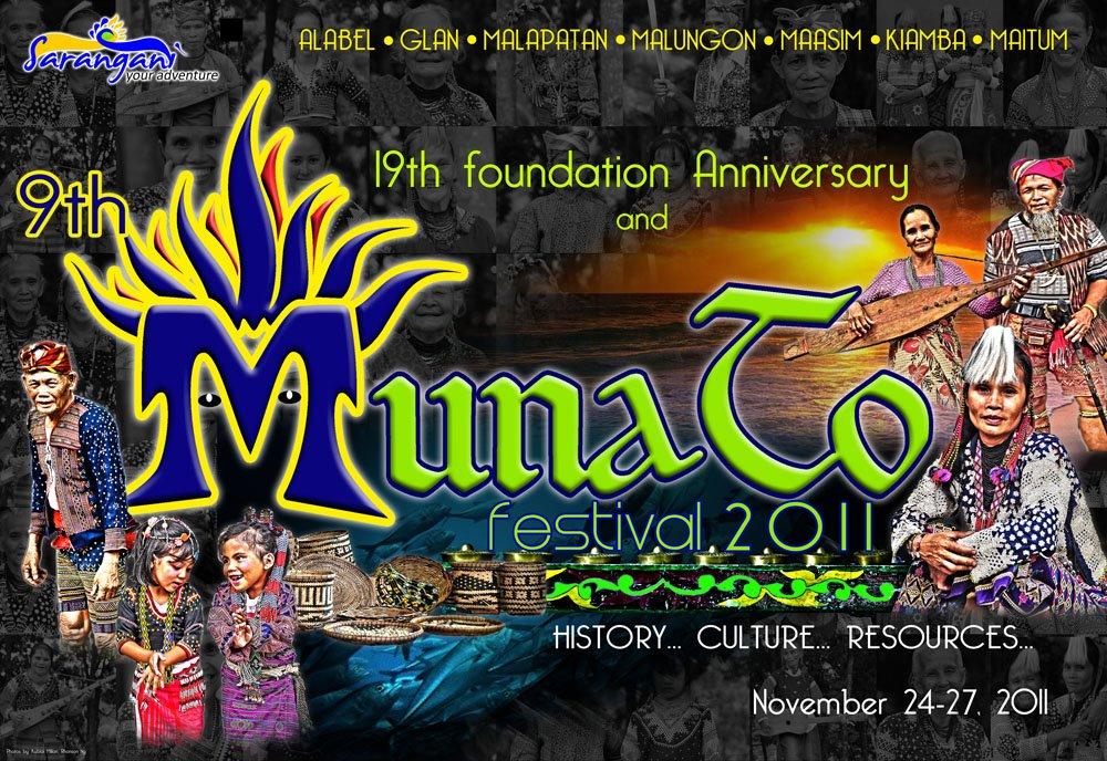 Munato Festival 2011 in Sarangani