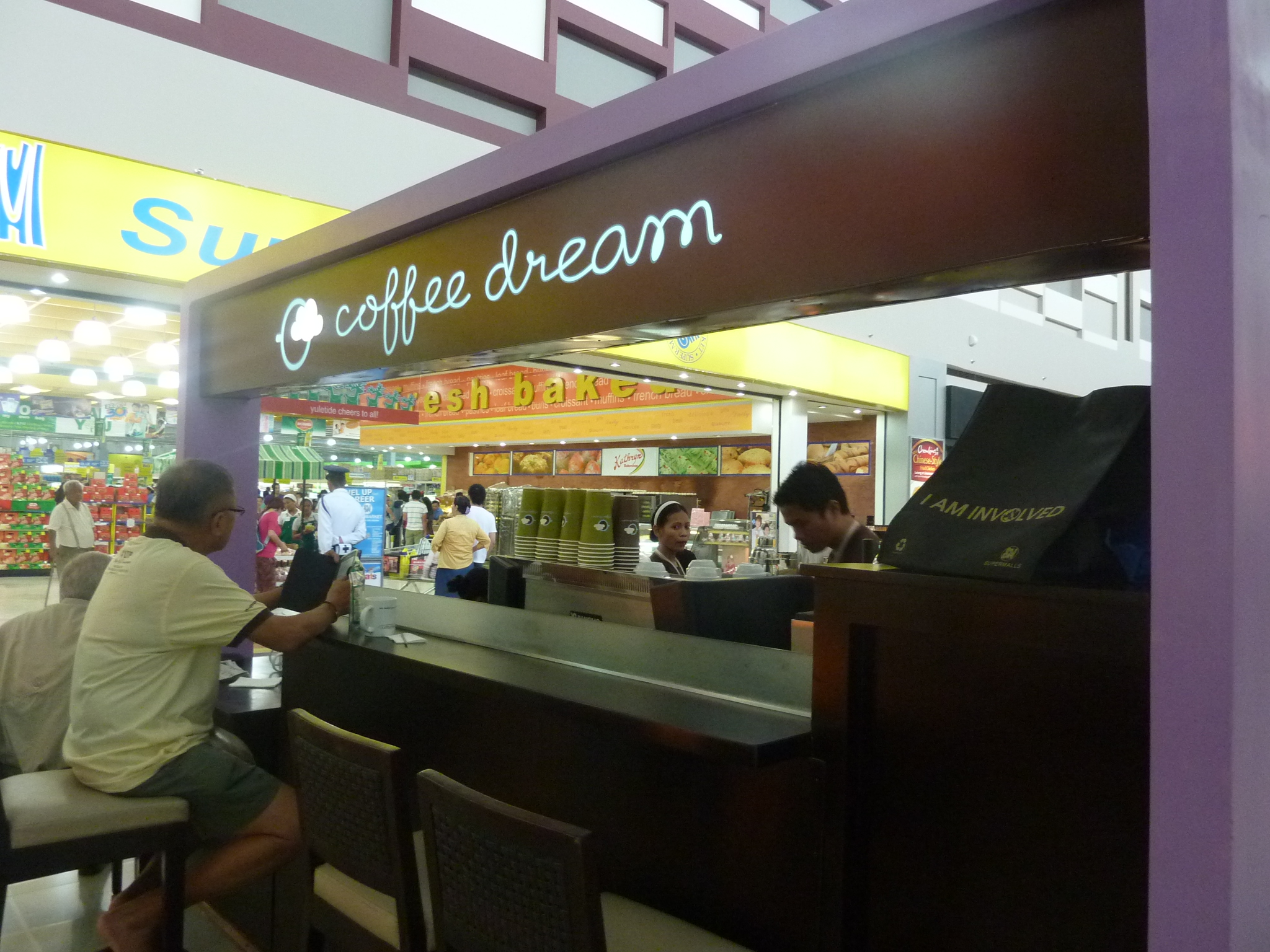 Coffee Dream SM Cagayan de Oro is coffee heaven