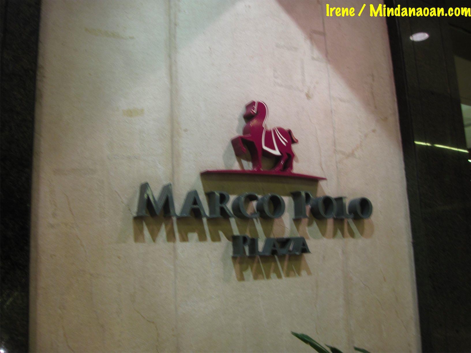 Marco Polo Plaza Cebu dinner buffet – Cafe Marco