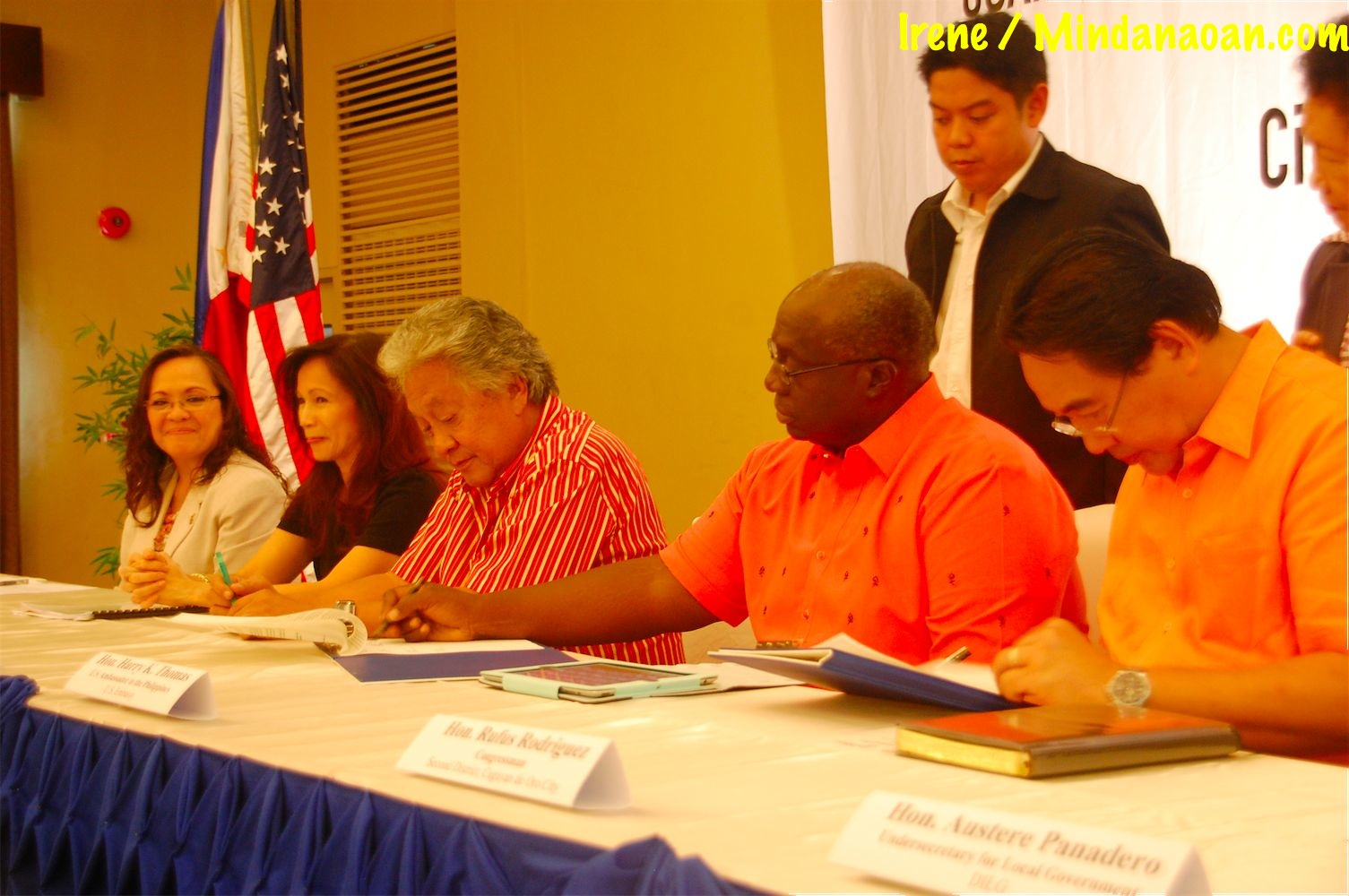 USAID, Cagayan de Oro sign MOU; launch Cities Development Initiative