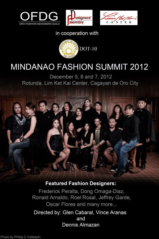 Mindanao Fashion Summit 2012