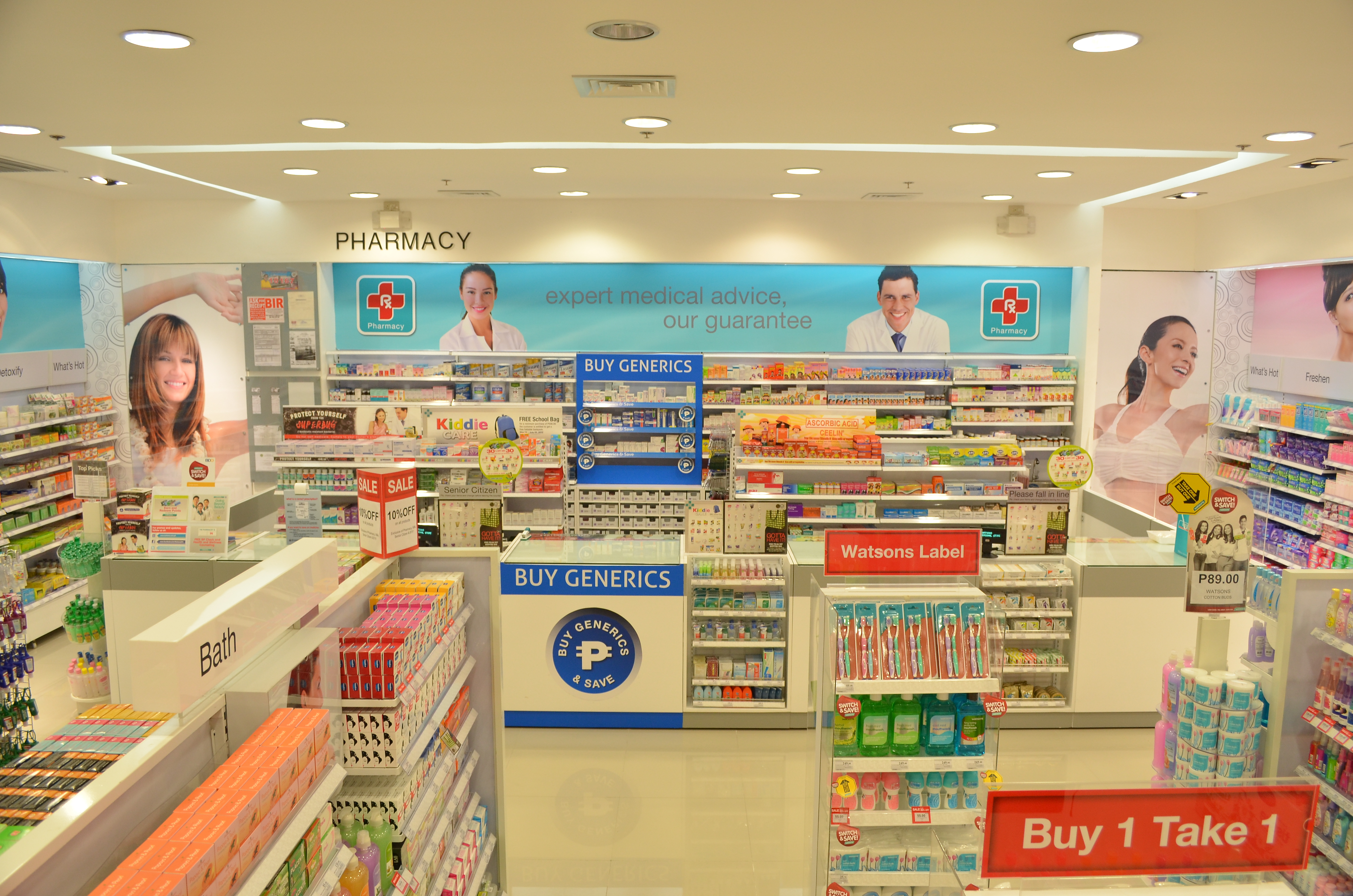 Watsons Opens 308th Store In Centrio Mall CDO @AyalaCentrio