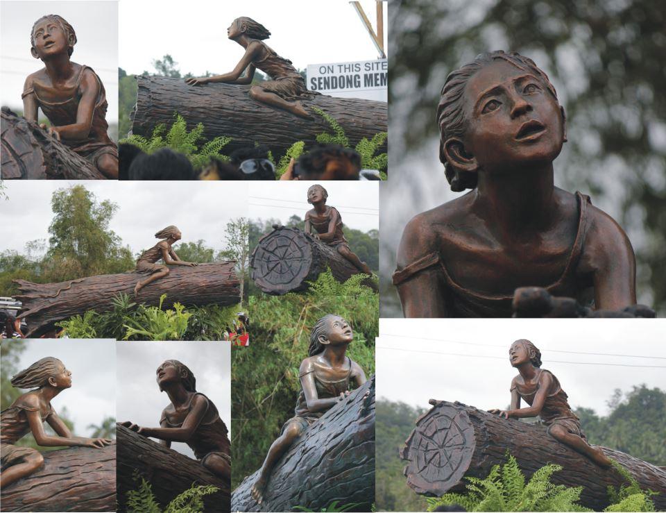 Sendong Memorial In Iligan City