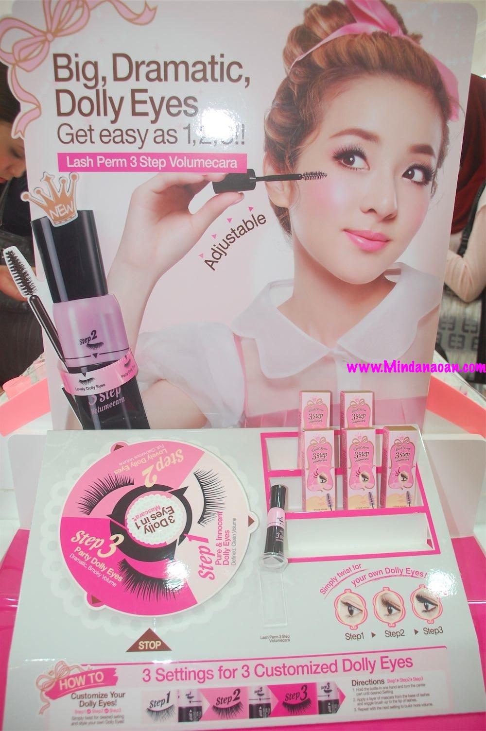 Etude House Centrio Mall CDO For Cute Korean Cosmetics
