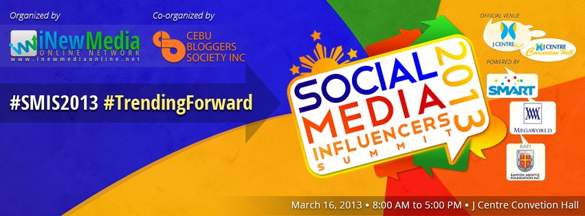 Speaking at the Social Media Influencers Summit 2013