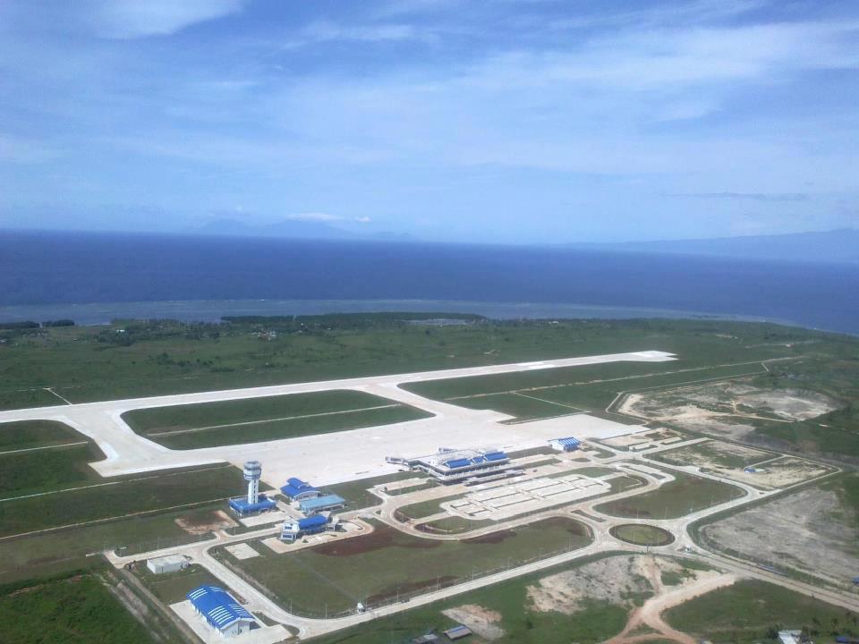 Laguindingan International Airport To Open On April 2013