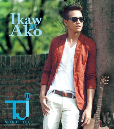 "Kagay-anon TJ Monterde releases ""Ikaw At Ako"" album, debuts music video"