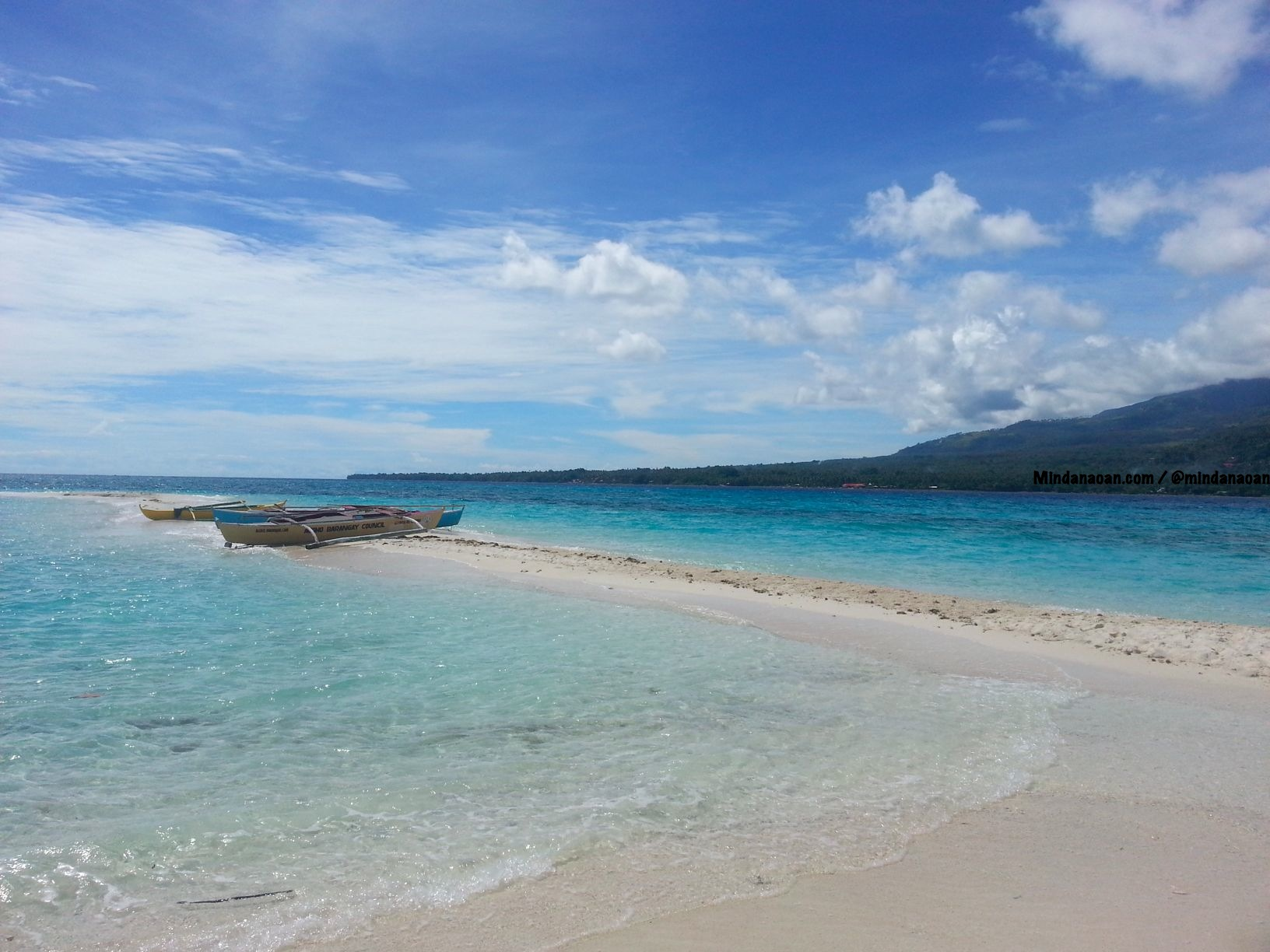 The Paradise That Is White Island Camiguin