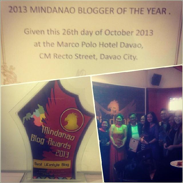 Mindanaoan is 2013 Mindanao Blogger Of The Year