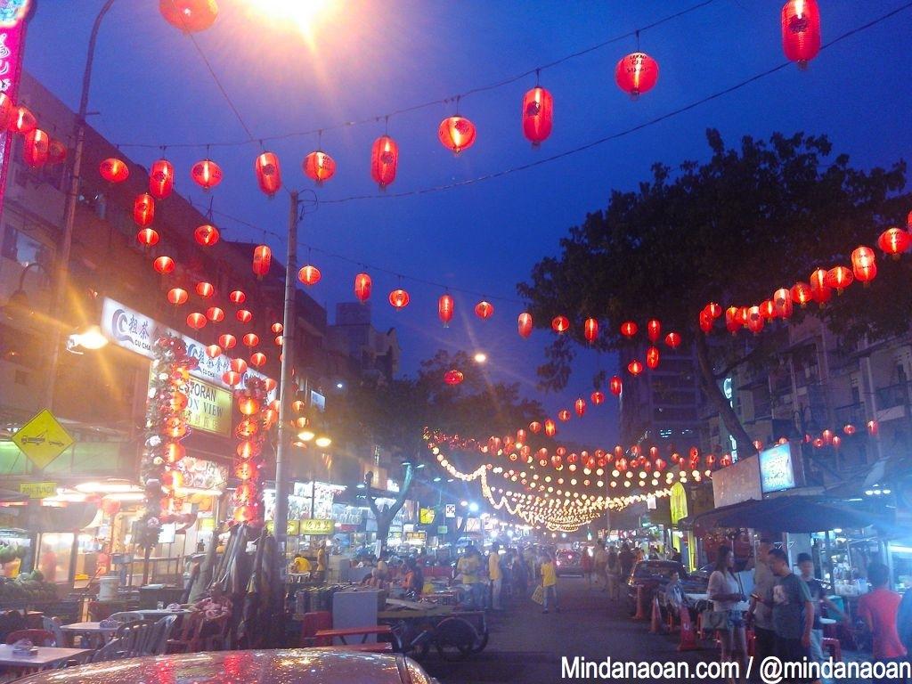 Jalan Alor Food Trip – must-do in Kuala Lumpur, Malaysia