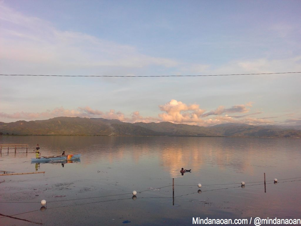 Mainit Kasili Resort at Lake Mainit, Surigao del Norte
