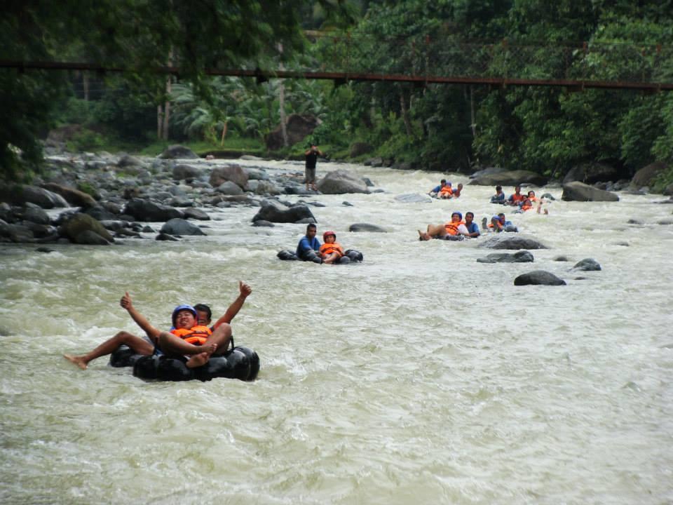Must-do in Sarangani: White Water Tubing