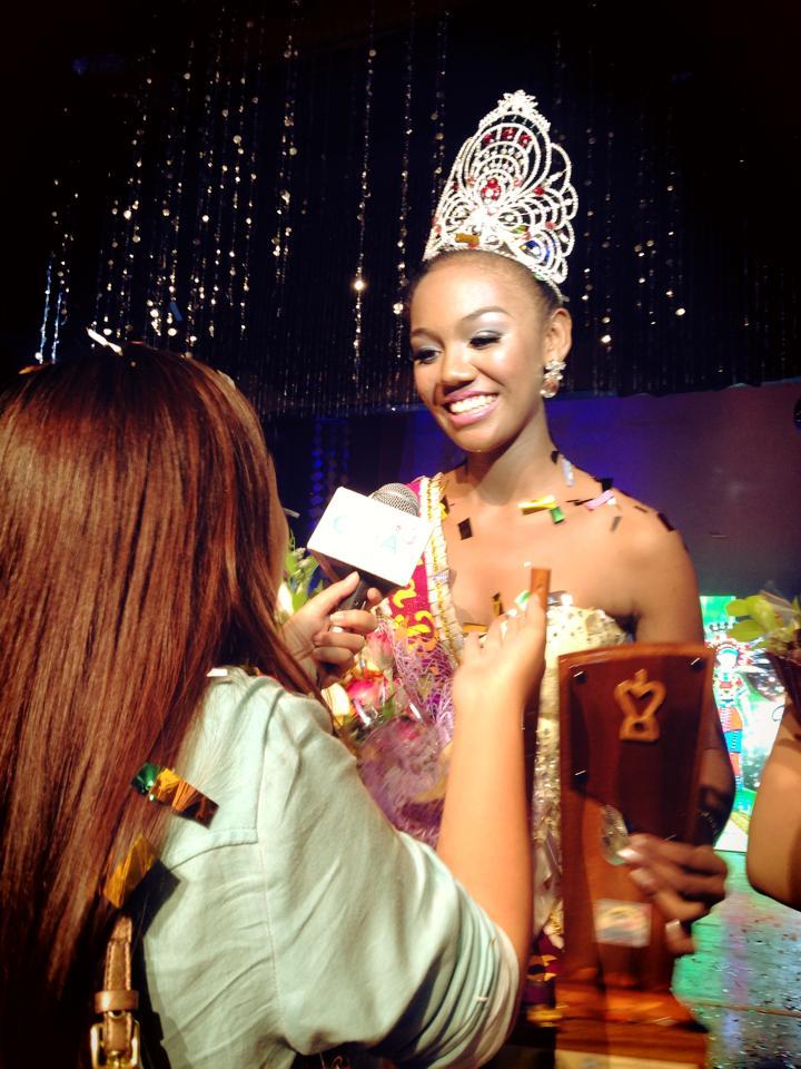 Miss Bukidnon Centennial or Laga Ta Bukidnon 2014 winners