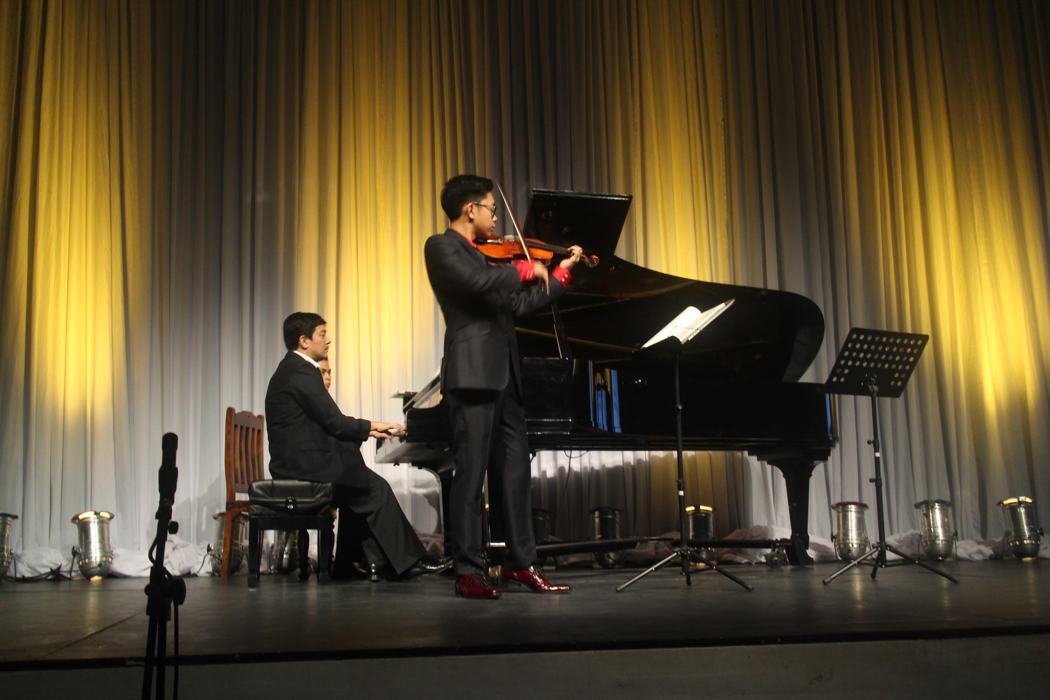 Review: Bradley Bascon violin concert CDO Philippines