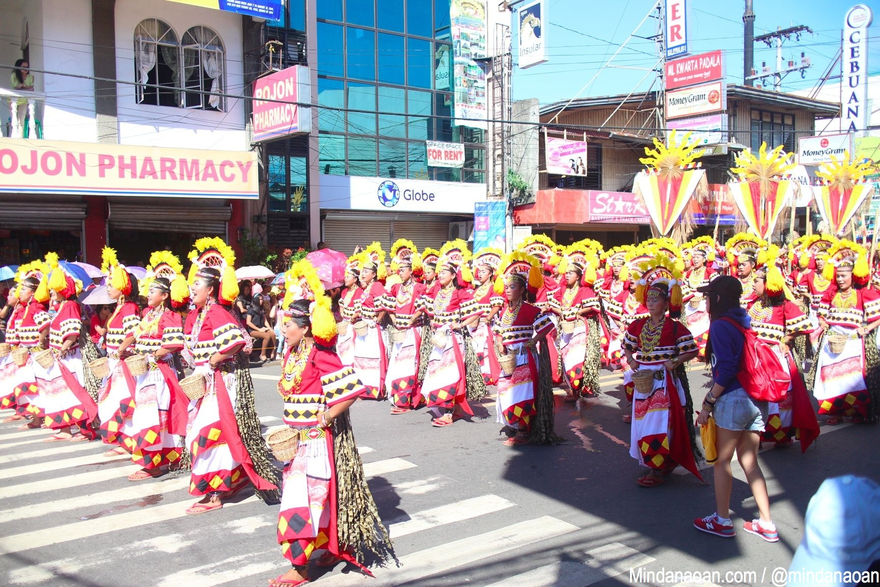 PHOTOS: Kaamulan Festival 2014 Ethnic Street Dancing And Float Competition