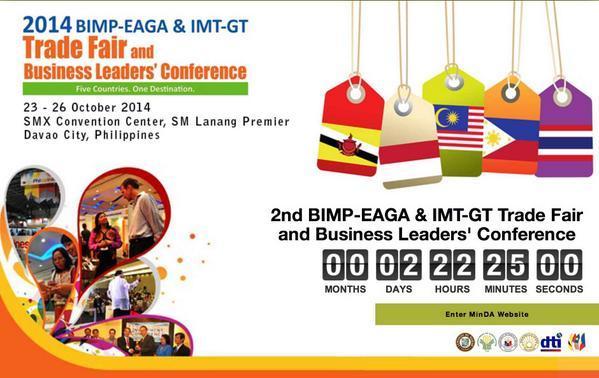 BIMP-EAGA trade fair 2014
