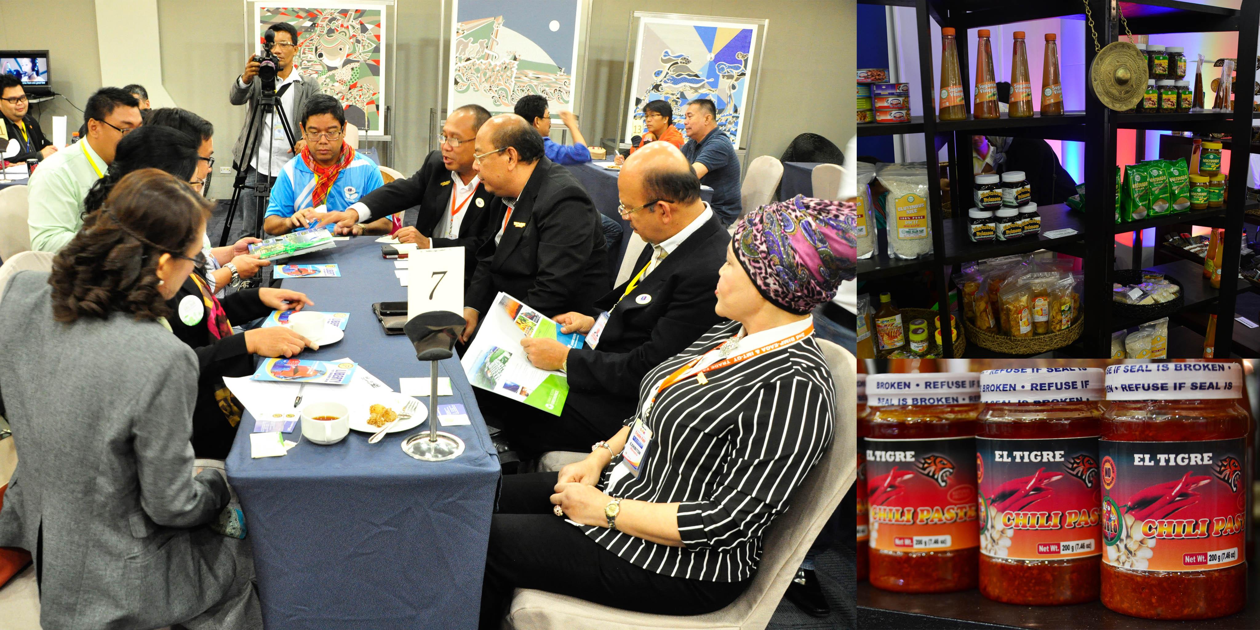 BIMP-EAGA trade fair and business gab clinch P8.9 billion in sales, investments