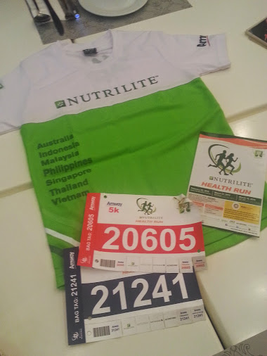 Why You Should Join Amway Nutrilite Health Run 2015 CDO