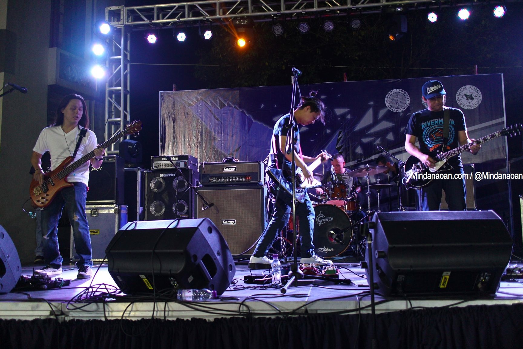 Tagging Along With The New Rivermaya