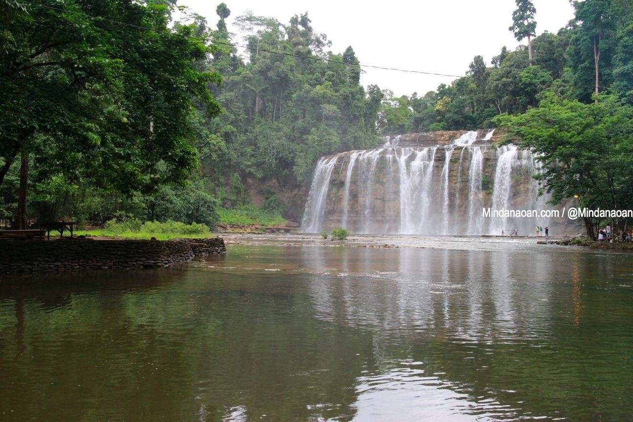 Breathtaking Tinuy-an Falls in Surigao del Sur