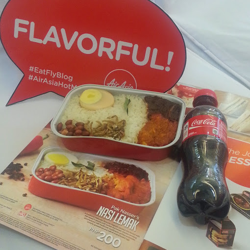 AirAsia Hot Meals – Gastronomic Delights At 35,000 Feet
